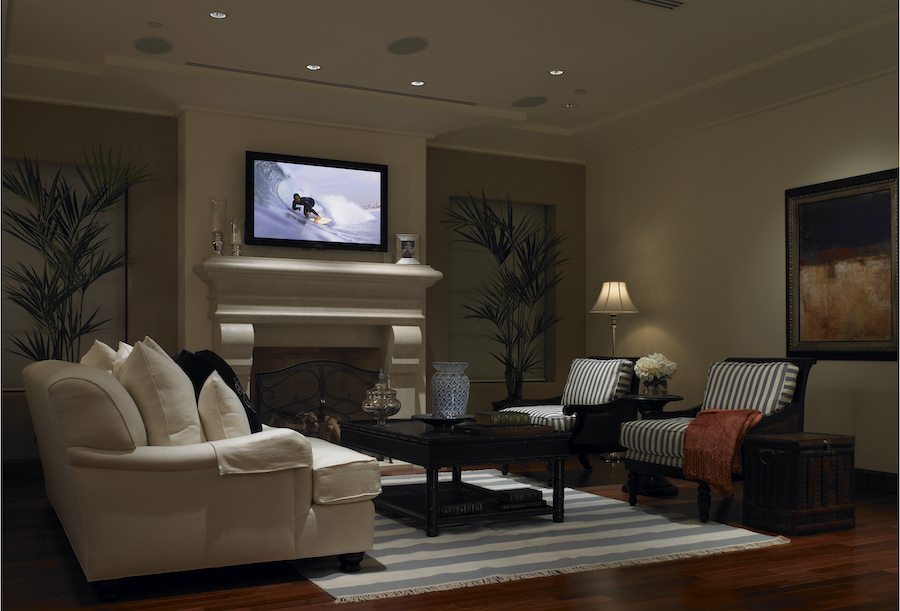 Enjoy Audio in Multiple Rooms of the House Using One System